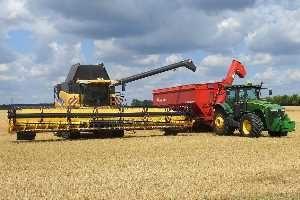 Leasing traktorów i kombajnów