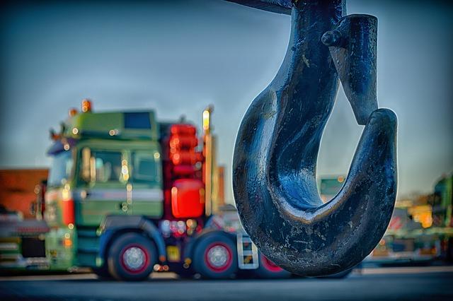 Leasing transportu ciężkiego, leasing ciężarówki, leasing naczepy
