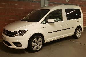 Rabat na auto Volkswagen Caddy